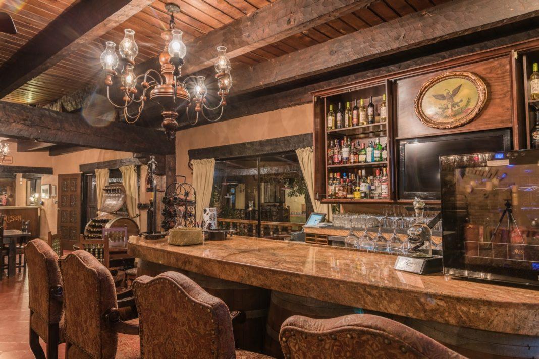 Bar Hotel Cerocahui Copper Canyon