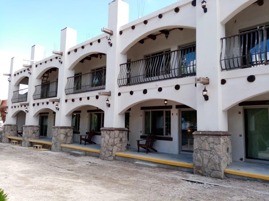 Building Quinta Mision Creel