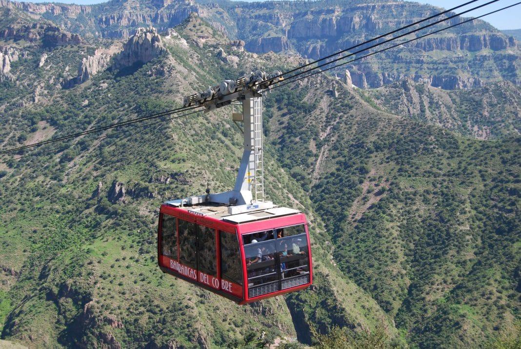 Cable Car Copper Canyon Adventure Park