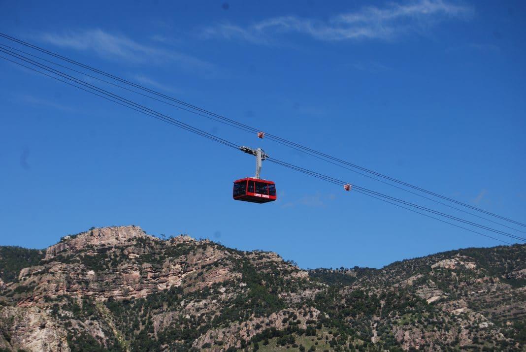 Cable Car Copper Canyon Adventure Park (2)