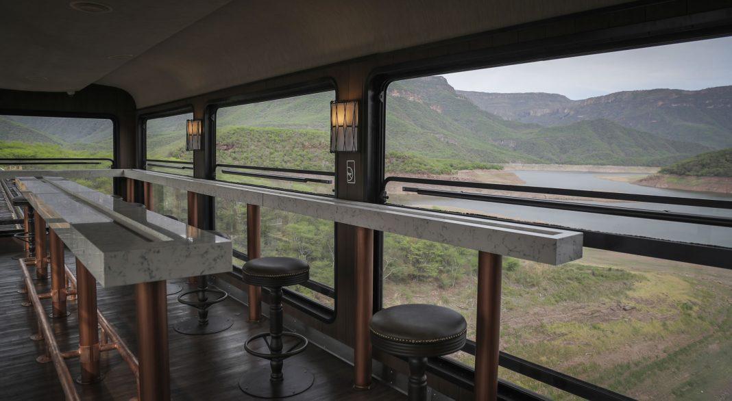 Chepe Express Windows Copper Canyon