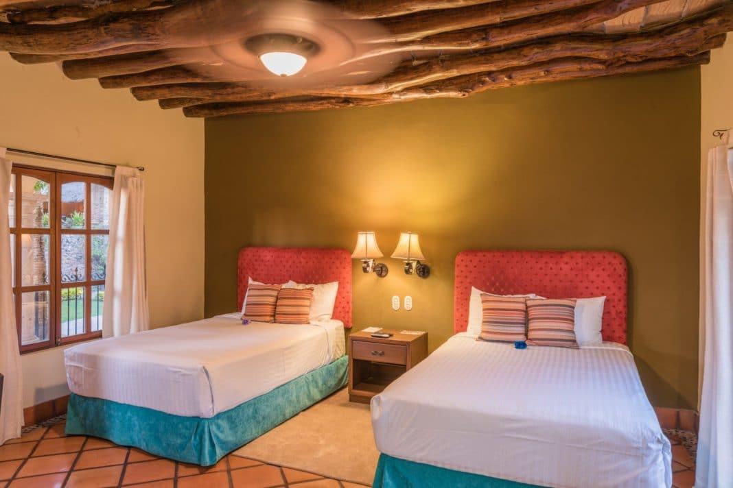 Double Room Hotel Posada del Hidalgo Copper Canyon