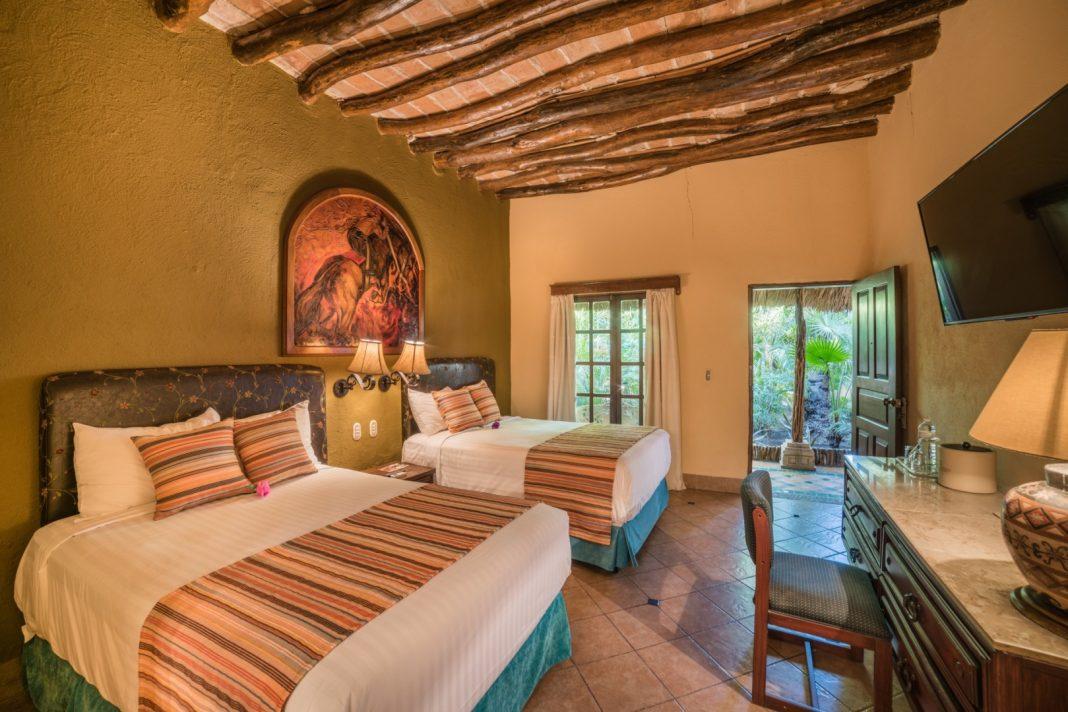 Double Room Posada del Hidalgo Copper Canyon