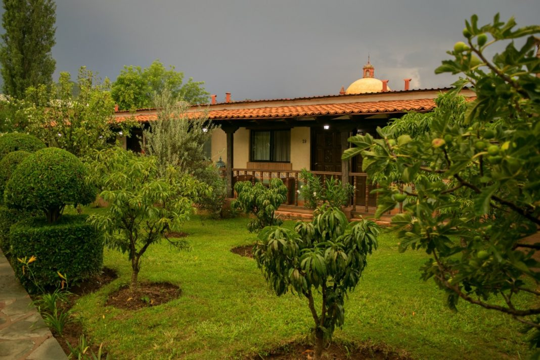 Garden Hotel Misión Cerocahui