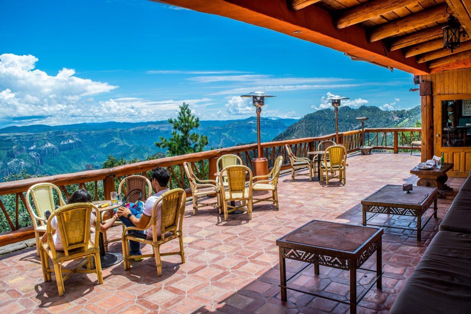 Hotel Mirador Barrancas del Cobre