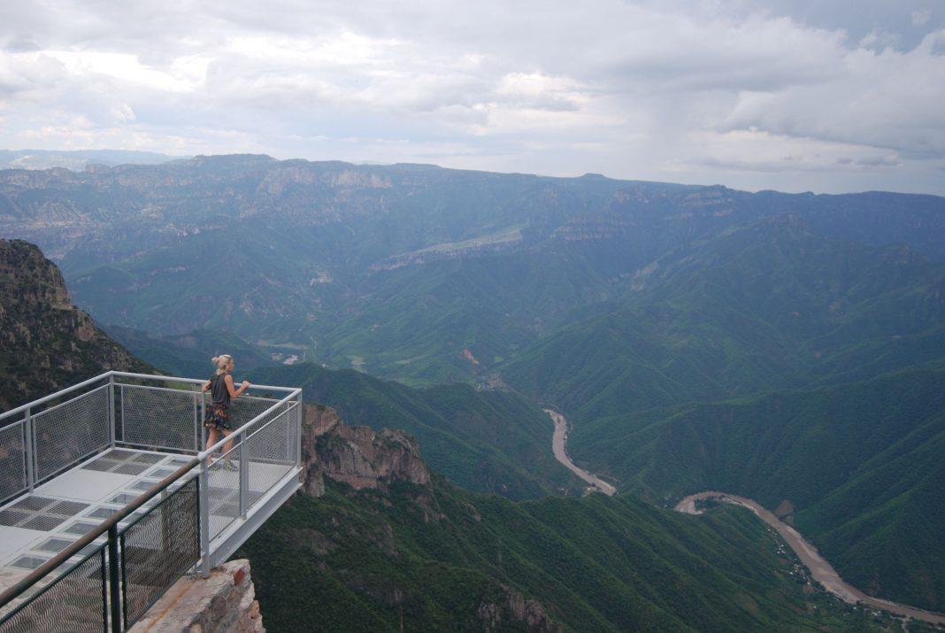 Cerro Del Gallego Copper Canyon