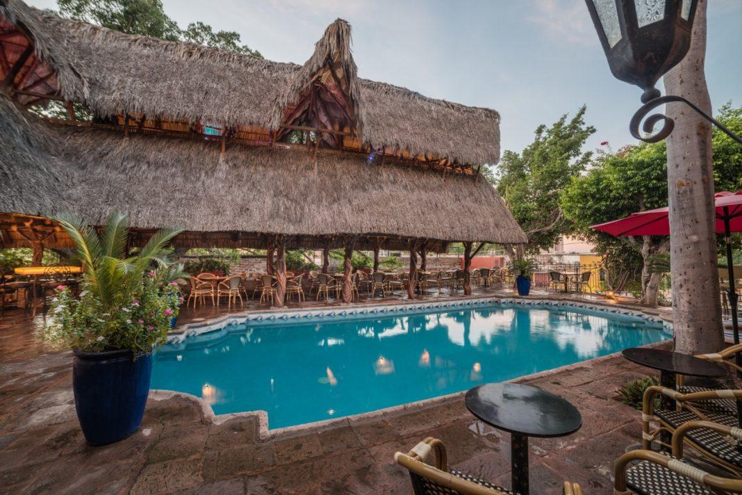 Pool Hotel Posada del Hidalgo