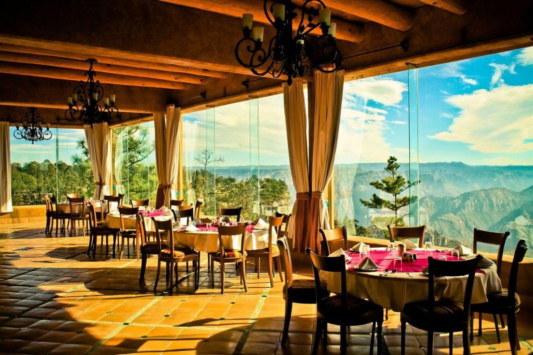 Restaurante Hotel Mirador Copper Canyon