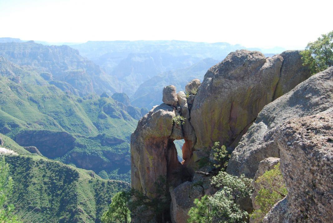 Rock Copper Canyon Adventure Park