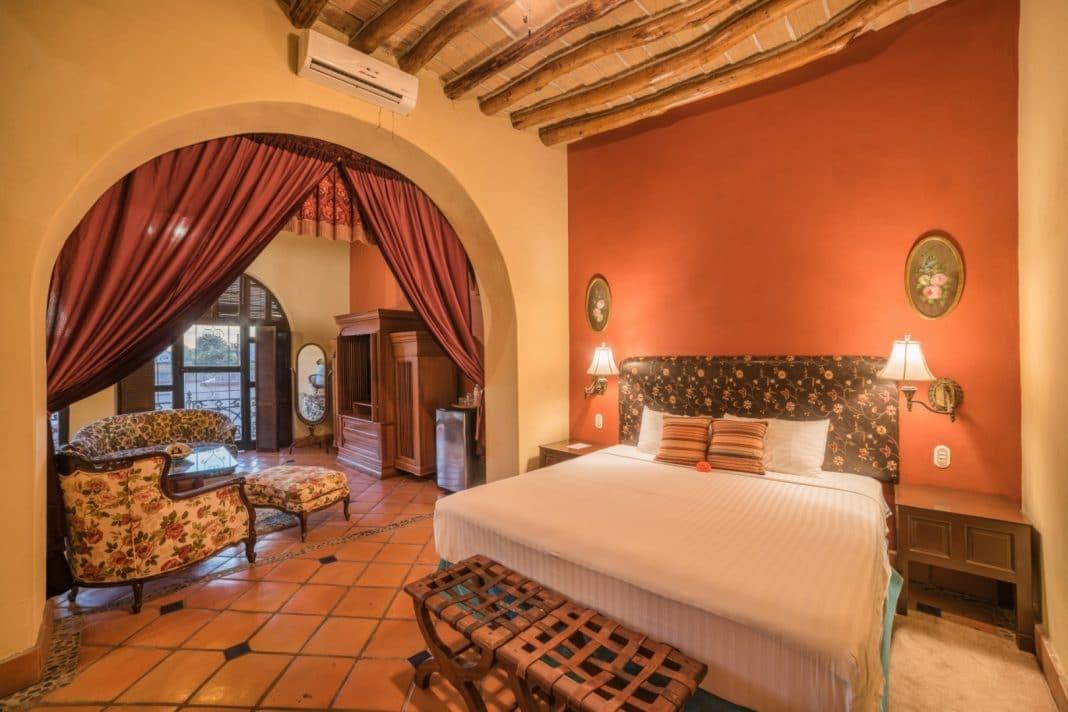 Special Room Hotel Posada del Hidalgo Copper Canyon