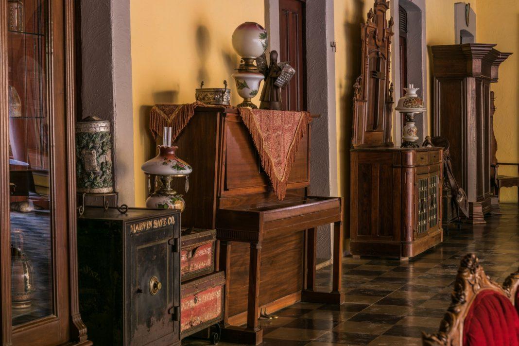 Traditional Hacienda Decoration Hotel Posada del Hidalgo